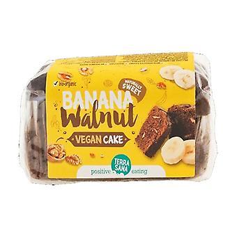 Vegan Banana and Walnut Cake 350 g