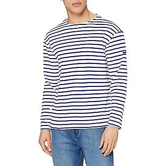Armor Lux 1525 T-Shirt, Bianco(Blanc (Dw5 Blanc/etoile), 2XL Uomo