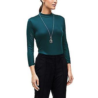 s.Oliver BLACK LABEL 150.10.010.12.130.2055498 T-Shirt, 6767, 44 Donna