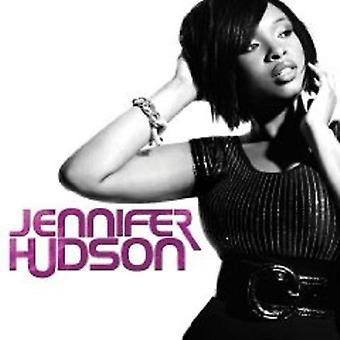 Jennifer Hudson - Jennifer Hudson [CD] USA tuonti