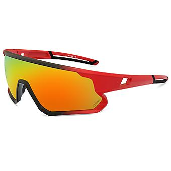 Riding Glasses Outdoor Fishing Glasses Mountain Bike Goggles Color Changing Bike Polarized Glasses Sports Sunglasses