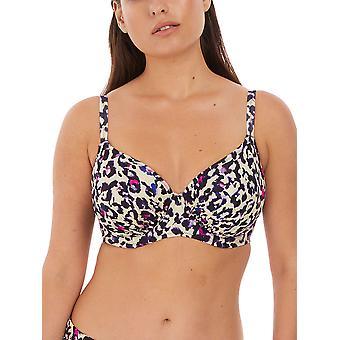 Bonito Underwired Gathered Full Cup Bikini Top
