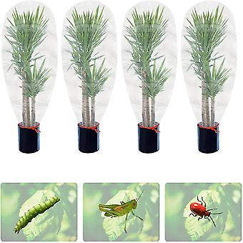 Plant Insect Cover Amazon Insect Bag Drawstring Fly Cover Flower and Fruit Insect Net Anti-bird Net