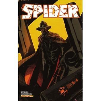 The Spider Volume 2 TP