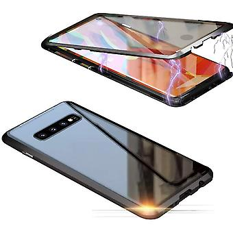 Samsung Galaxy S10 Shell with Screen Protector Black