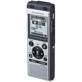 Olympus WS-852 Grabadora de voz digital de 4 GB Plata