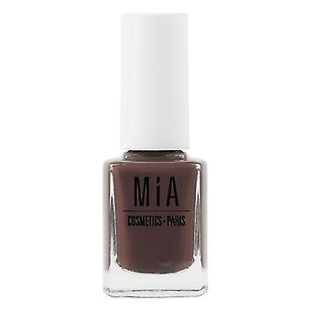 Neglelakk Luksus Nakenbilder Mia Kosmetikk Paris Mocha (11 ml)