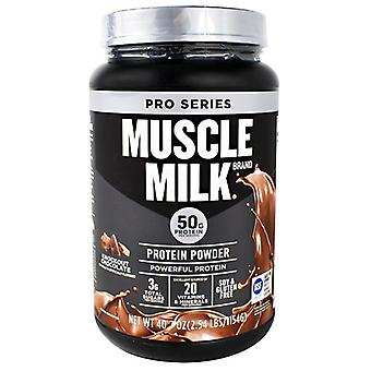 Cytosport Muscle Milk Pro, Chocolate 2.54 lbs