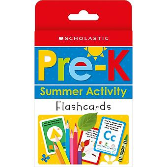 PreK Summer Activity Flashcards Scholastic Early Learners Flashcards by Scholastic