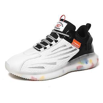 New men's shoes sports shoes 1EG148 BlackWhite