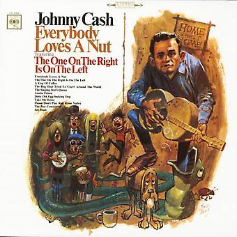 Johnny Cash - Everybody Loves A Nut Vinyl