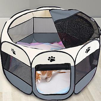 Portable Perros House Large Small Dogs Outdoor Dog Cage Houses For Foldable Indoor Playpen Puppy Pet Cats Bed Tent
