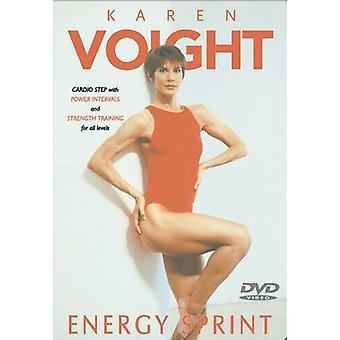 Energy Spirit [DVD] [1993] [Regio 1] [U DVD