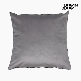 Cushion (45 x 45 x 10 cm) Polyester Grey
