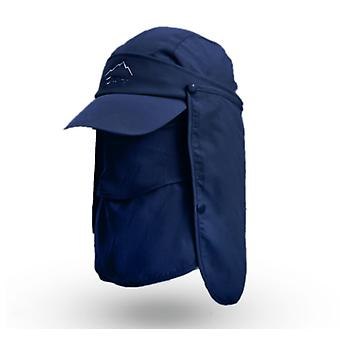 Multifunktions faltbare schnell trocknende wasserdichte Hut UV Protectio Outdoor Baseball für Männer Camping