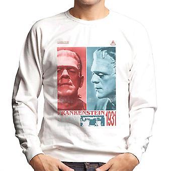 Frankenstein The Original Horror Show Men's Sweatshirt
