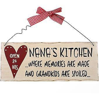 Nanas Küchenhängeschild
