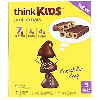 Think Kids Protein Bars Chocolate Chip