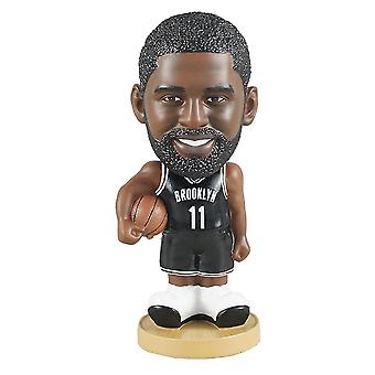 Lanbena Kyrie Irving Action Figure Statue Bobblehead Basketball Doll Decoration