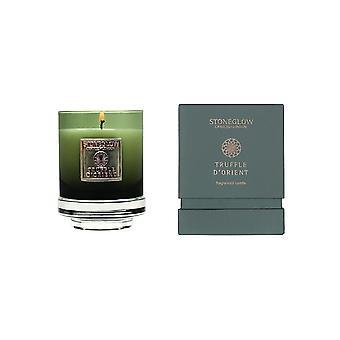 "Candles metallique ""truffle d'orient"" candle"
