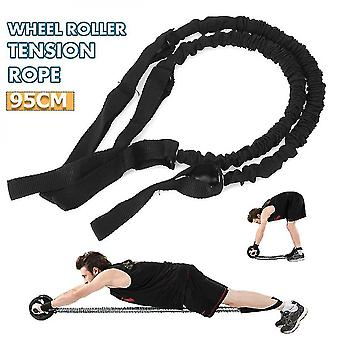 Exercise bands adjustable bench press push up resistance bands arm expander resistance training for home workout
