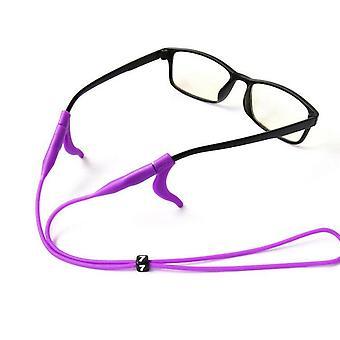 قابل للتعديل سيليكون نظارات العين الأشرطة
