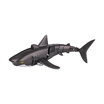 Radio Remote Control Electronic Shark Fish Durable 4 Channel Underwater Toy