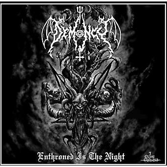 Demoncy - Enthroned Is the Night [CD] USA import