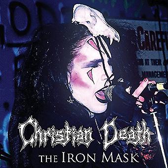 Christian død - jernmasken [DVD] USA importere