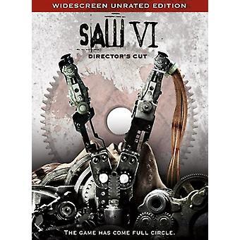 Saw 6 [DVD] USA import