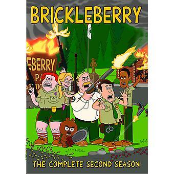 Brickleberry: Season 2 [DVD] USA import