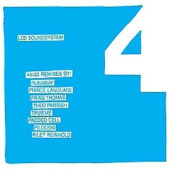 Lcd Soundsystem - 45:33 Remixes [CD] USA import