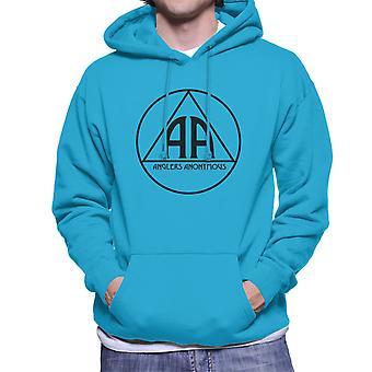 Sudadera con capucha los pescadores anónimos AA Logo hombres