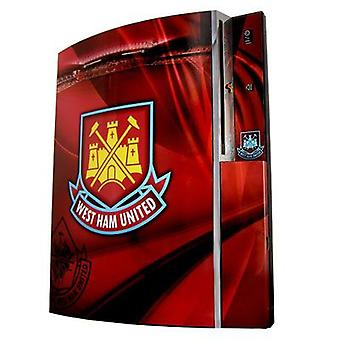 West Ham United PS3 Console Skin