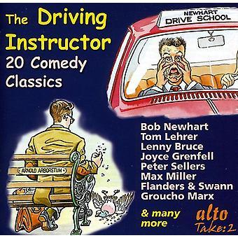 Instructeur-20 classe de comédie - instructeur-20 classe de comédie [CD] USA import de conduite au volant