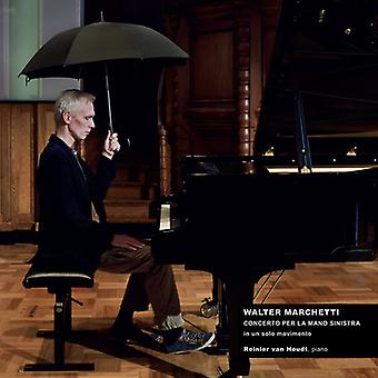 Walter Marchetti - Concerto for the Left Hand in One Movement [CD] USA import