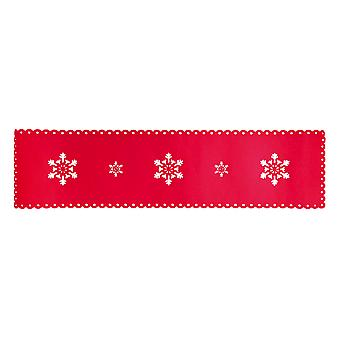 Flocon de neige Country Club sentait Table Runner