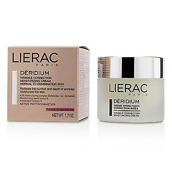 Deridium Wrinkle Correction Moisturizing Cream (for Normal To Combination Skin) - 50ml/1.7oz