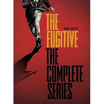 Fuggitivo: Importare la serie completa [DVD] Stati Uniti d'America