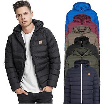 Urban classics - BASIC BUBBLE Quilted Jacket winter jacket