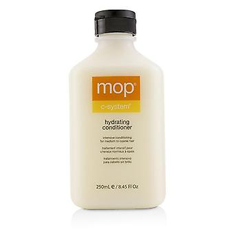 Mop C-system Hydrating Conditioner (for Medium To Coarse Hair) - 250ml/8.45oz