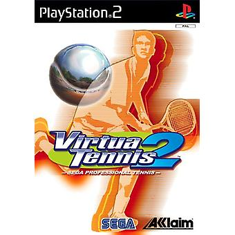 Virtua Tennis 2 (PS2) - New Factory Sealed