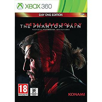 Metal Gear Solid V The Phantom Pain - Day 1 Edition (Xbox 360) - Als nieuw