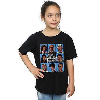 Pennytees meisjes het Bel Air bos T-Shirt