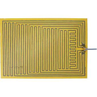 Thermo TECH Polyester Heating foil self-adhesive 12 V DC, 12 V AC 15 W IP rating IPX4 (L x W) 330 mm x 230 mm