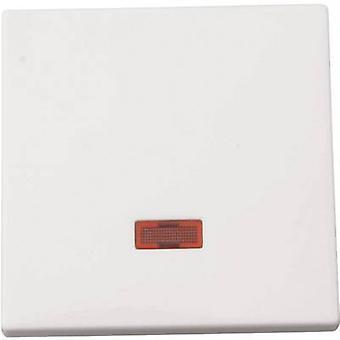 GAO Insert Toggle switch Starline White 3503