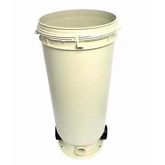 Pentair 178560 fundo tanque corpo cabe CLN/CLR 150/200, amêndoa