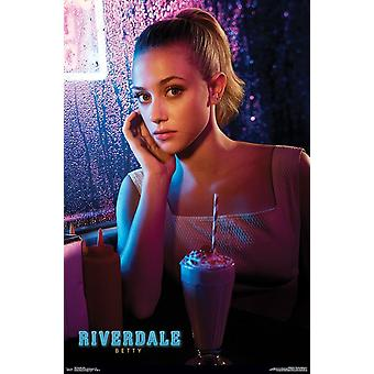 Riverdale - Betty Poster Print