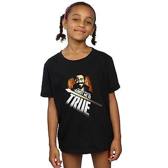 Star Wars tytöt yksin totta Lando t-paita