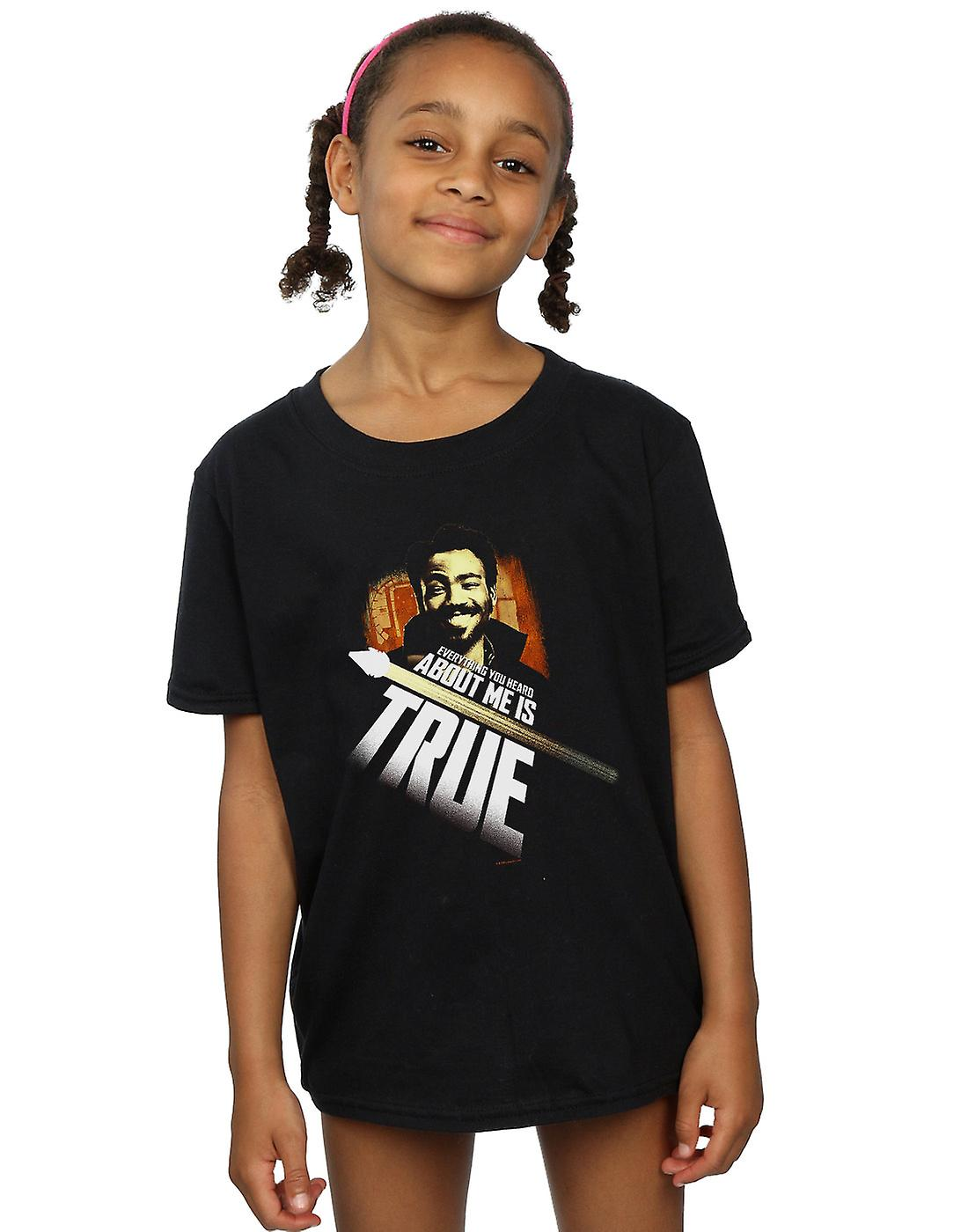 Star Wars Girls Solo True Lando T-Shirt